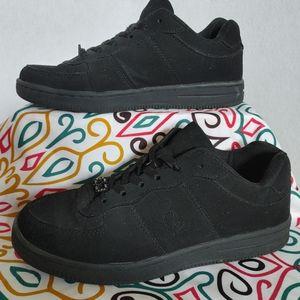 Vintage Baby Phat All Black Sneakers